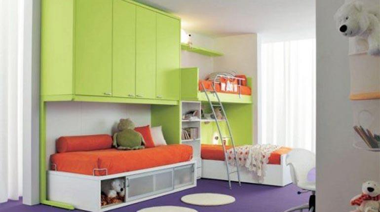 Dormitorios 2017 para ni os los tiempos for Tendencias dormitorios 2017