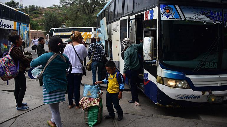 Resultado de imagen para centro niños TRANCAS Y LAS DOS TERMINALES DE BUSES