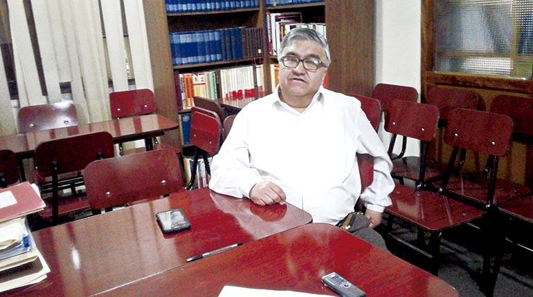 Julio Alvarado | Rafael Sagárnaga L.