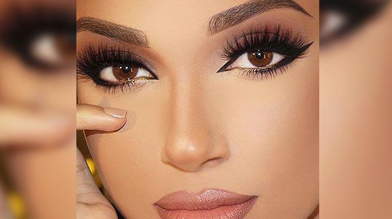 C mo maquillar los ojos marrones los tiempos for Sombras de ojos para ojos marrones