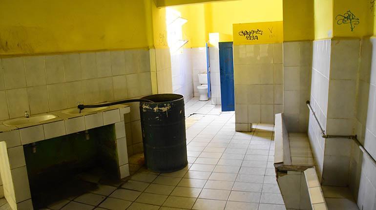 Félix Capriles, obras están contra el tiempo | Los Tiempos