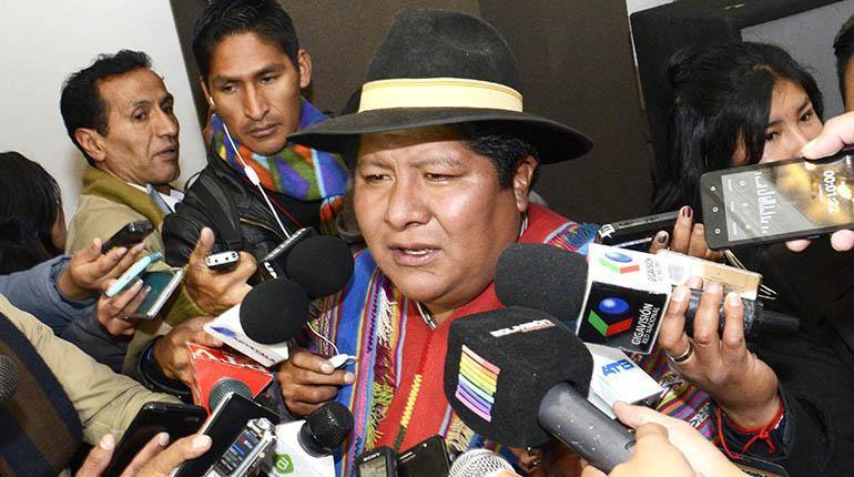 Dirigente acusado por caso Fondioc asume cargo de director de Justicia