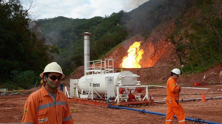 Gobierno reconoce envíos bajos de gas a Argentina por baja nominación