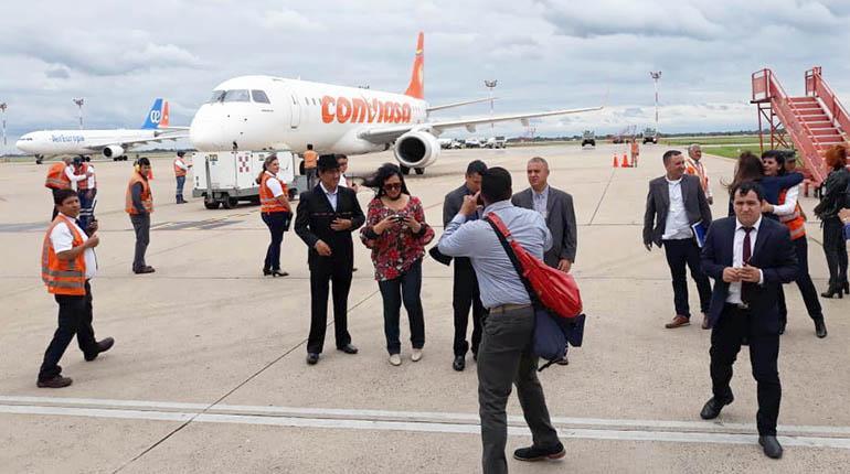 Conviasa atravesó problemas por mal servicio y ahora opera en Bolivia