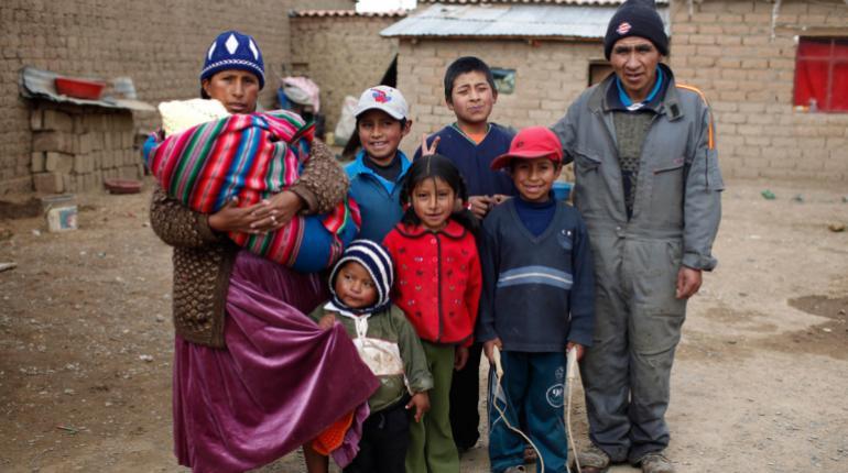 Día Internacional De La Familia Bolivia Tiene Más De Tres