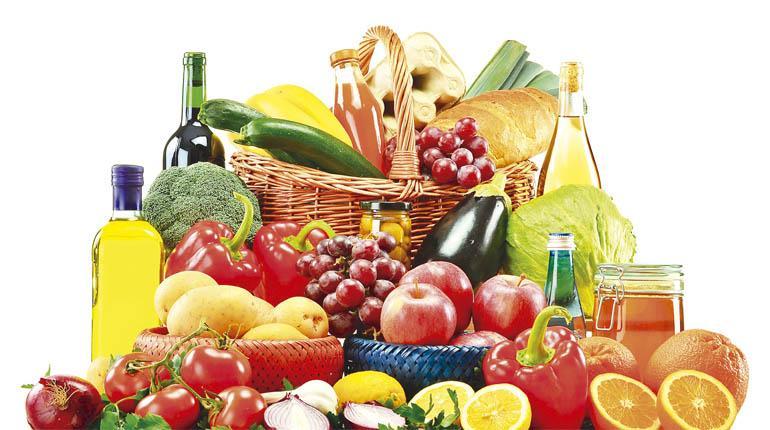 cuerpo mantener comida