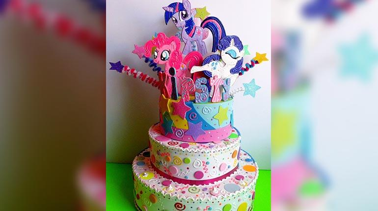 Conozca Cuales Son Las Nuevas Tendencias En Tortas Infantiles Los - Decoracion-de-tortas-infantiles