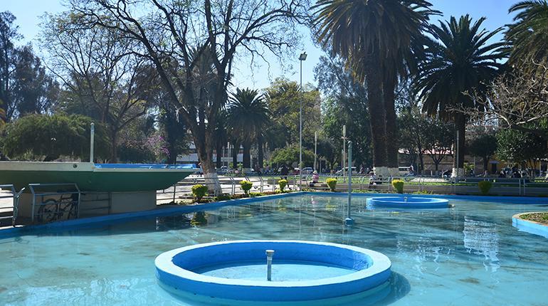 Piden cuidar la plaza San Sebastián tras su remodelación | Los Tiempos