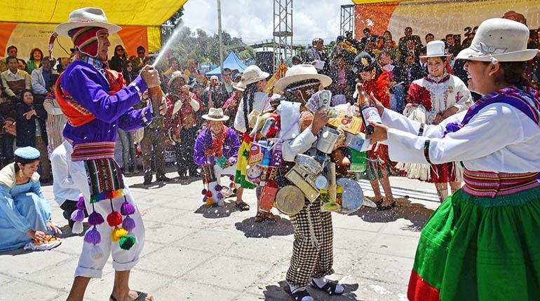 Gran Poder, la fiesta de Alasita y el Ekeko, más que religiosidad | Los  Tiempos
