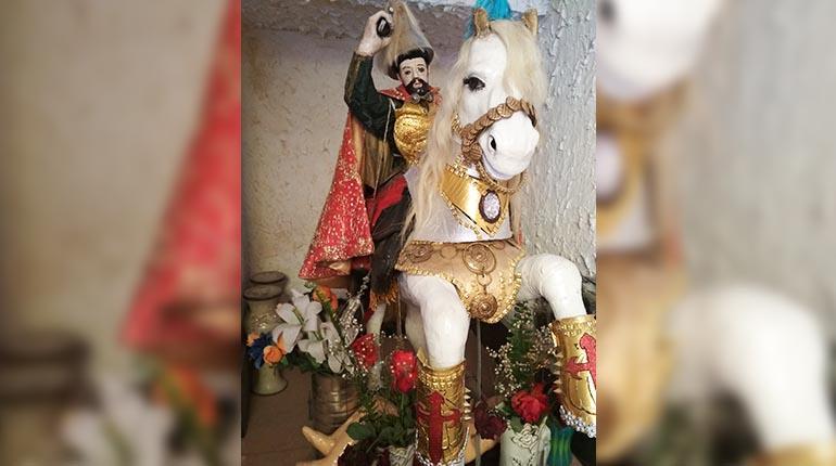 Tata Santiago el santo más temido | Los Tiempos