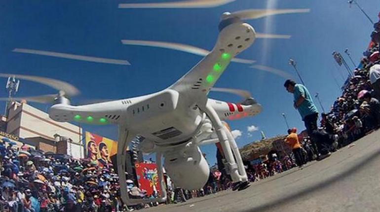 Resultado de imagen para ministro romero drones