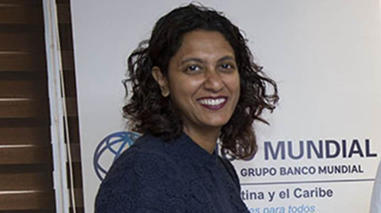 Indu John-Abraham es representante del BM en Bolivia | Los Tiempos