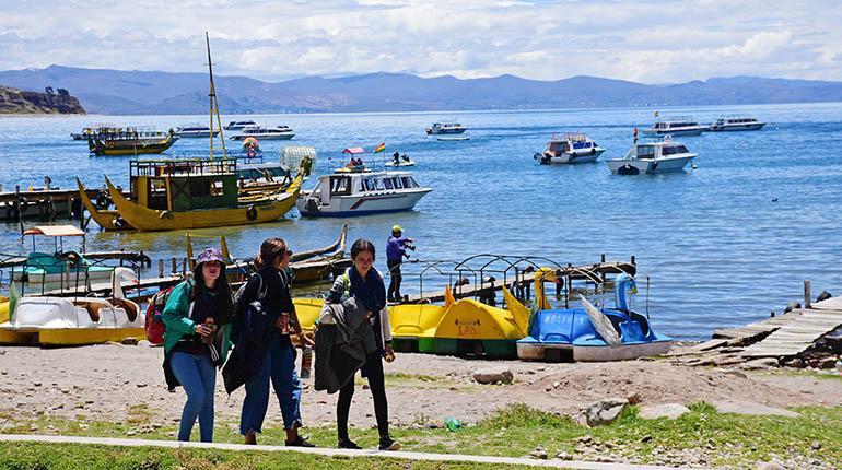 Resultado de imagen para BOLIVIA PROMUEVE TURISMO DEL LAGO TITICACA