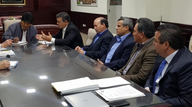 Image result for gobierno empresarios bolivia cochabamba