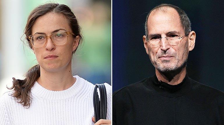 0c89f08c636 Hija de Steve Jobs revela el lado más oscuro de su padre. Farándula. Lisa  Brennan-Jobs de ahora 40 años y a la derecha Steve Jobs. infobae. | AGENCIAS
