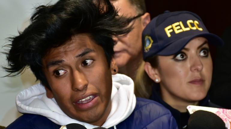 """Joven que fingió su desaparición alardea sus """"agallas"""" en un vídeo y Policía pide sanciones"""