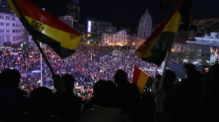 Resultado de imagen para cabildo La Paz