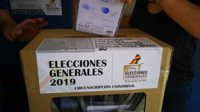 Resultado de imagen para computo final tse bolivia 2019