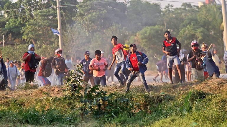Resultado de imagen para violencia puente portachuelo