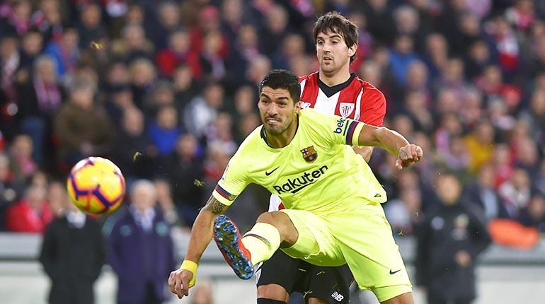 Cotejo entre Athletic Bilbao y Barcelona f6913e8910d6f