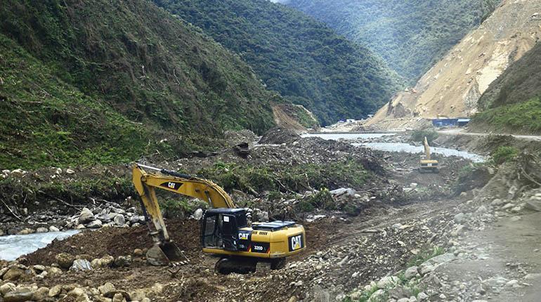 Hidroeléctrica: obras obligan a trasladar a 6 mil animales en Ivirizu