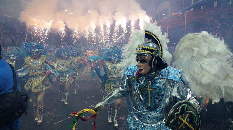 Oruro maravilla con su Carnaval y mueve más de Bs 130 millones