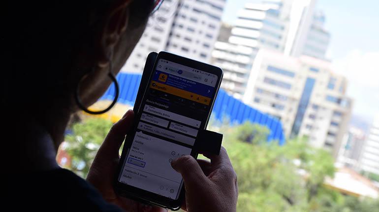 La hotelería busca revertir un mal año y apuesta por apps de reservas