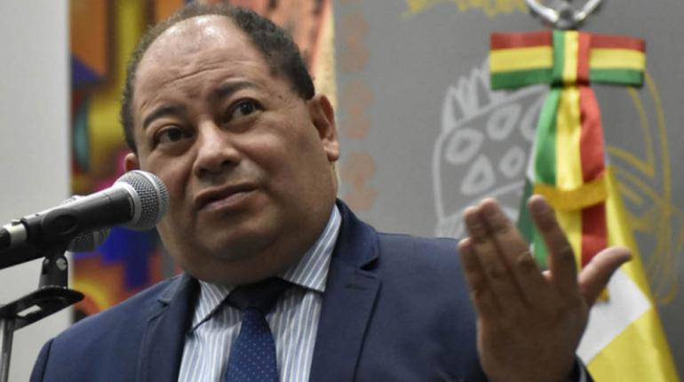 Resultado de imagen para redes sociales Carlos Romero ministro de Gobierno