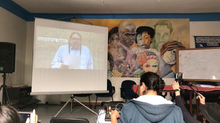 Tribunal concluye que Gobierno de Morales violó los derechos de la naturaleza en el Tipnis.| Foto: Prensa Tipnis