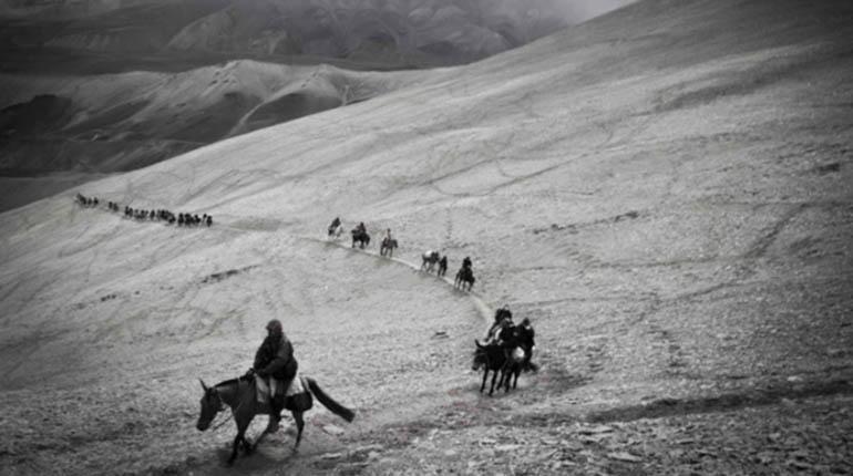 Chile y el cruce de Los Andes en mulas | Los Tiempos