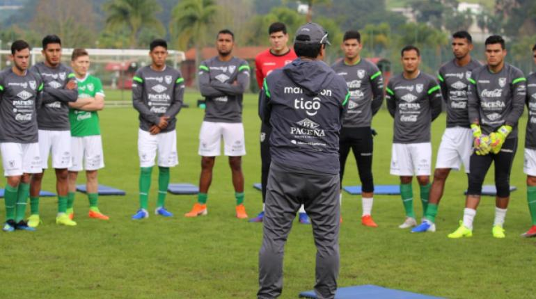 Bolivia practica a doble jornada y busca mejorar para encontrar el gol    Los Tiempos