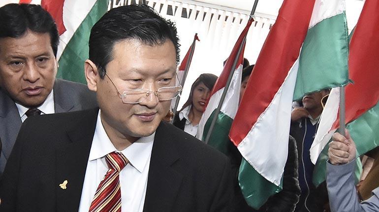 PDC anuncia que Chi Hyun Chung ya no será su candidato en las ...