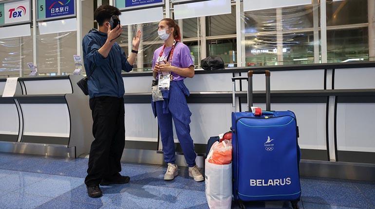 Polonia otorga visado a atleta olímpica bielorrusa amenazada de  repatriación | Los Tiempos