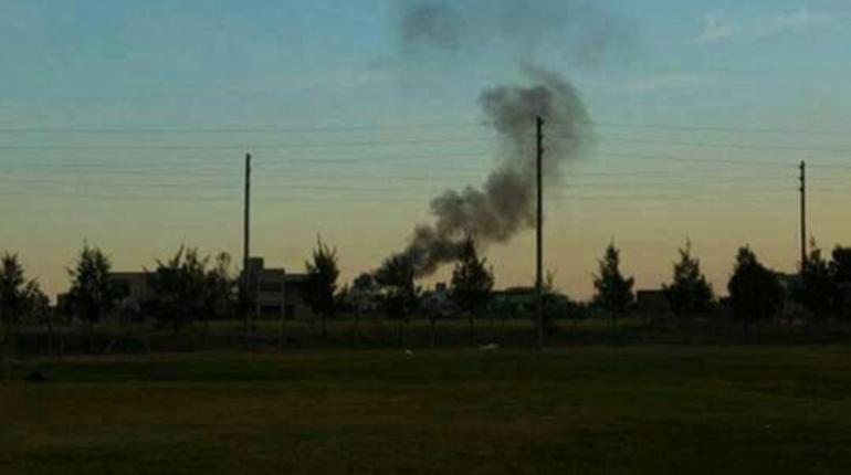Reportan cuatro muertos en accidente aéreo en San Borja