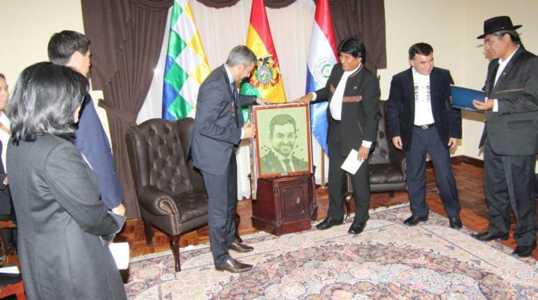 Bolivia agradece el respaldo paraguayo para ser subsede del Mundial 2030