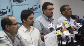 Delegados a un diálogo que nunca cristalizó por la intransigencia de la dictadura